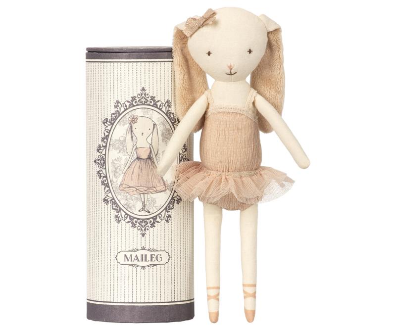 official photos 56c02 497bd Maileg Dancing Ballerina bunny in tube | Maileg | Kdootjes ...