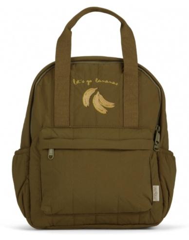 Konges Sløjd backpack junior groen Banana