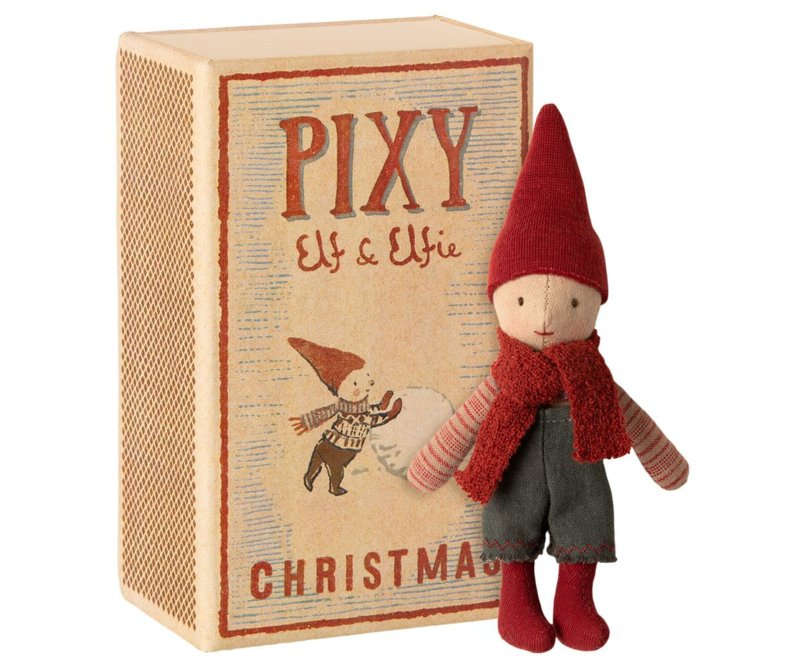 Maileg PIXY ELF IN BOX