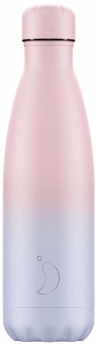 Chilly's Bottle 500ml Gradient Blush