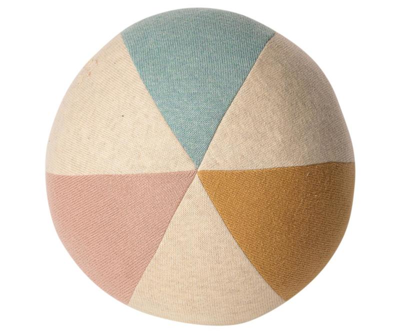 Maileg BALL - LIGHT BLUE/ROSE