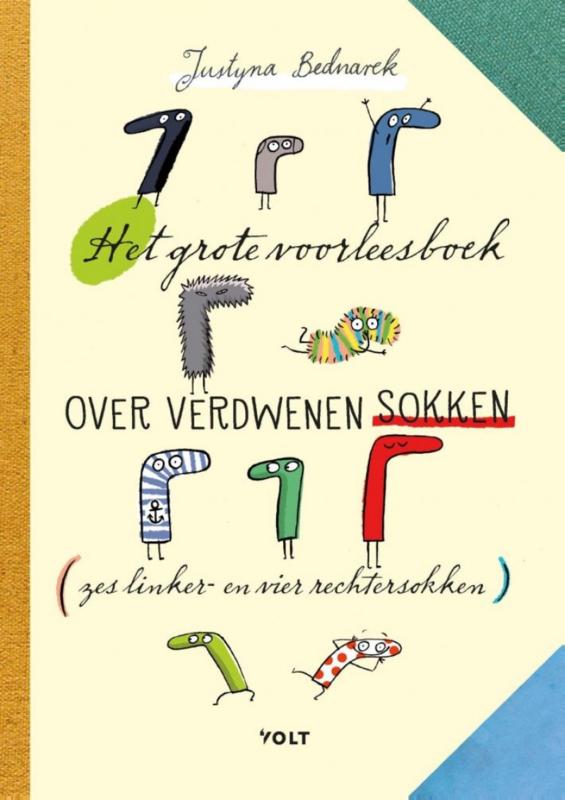 Het grote voorleesboek over verdwenen sokken