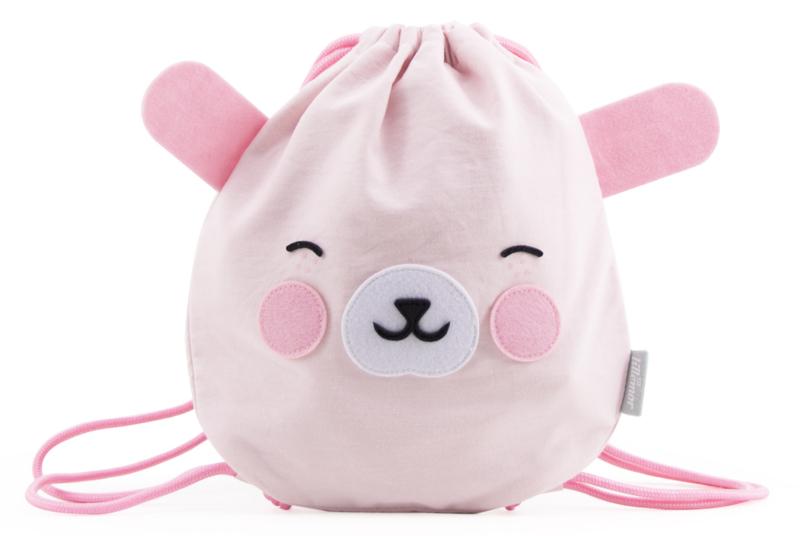Eef Lillemor Backpack String Bag Bunny