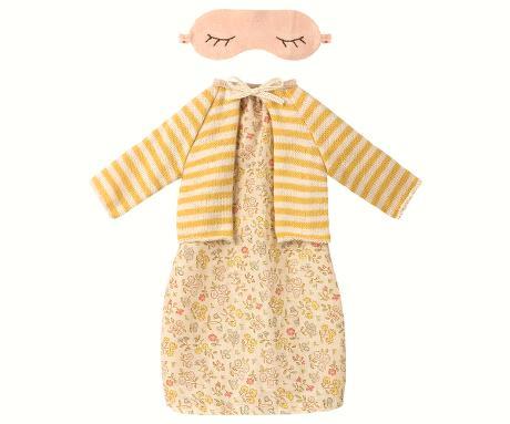 Maileg Best Friend, Homewear, yellow