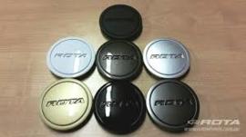 Centercaps vlak  - diverse kleuren