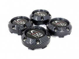 Carbon Rota centercaps