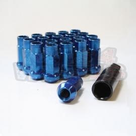 GT50 wielmoeren open staal lang blauw