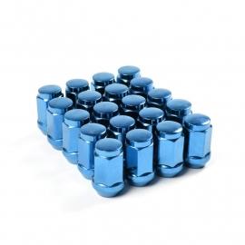 Wielmoeren gesloten staal kleur blauw