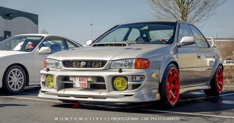 Subaru specifiek | Nuts4wheels