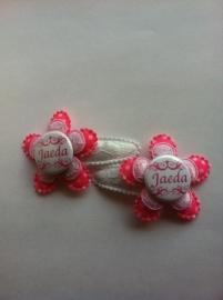 Haarspeldjes voor Jaeda