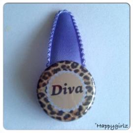 Haarspeldje Diva