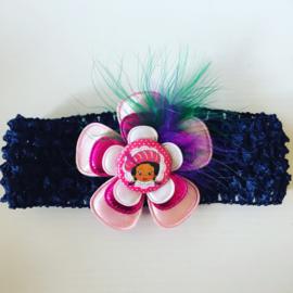 Haarbandje:Zwarte Piet