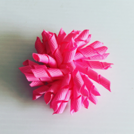 Mini Krullie framboos roze