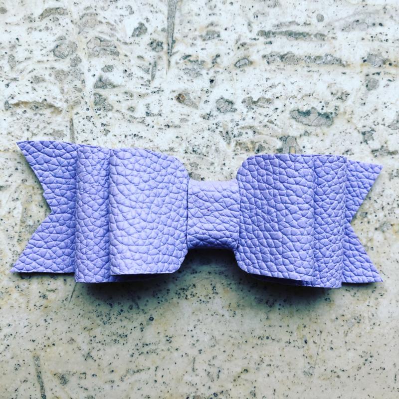 haarstrikje Lila/lavendel