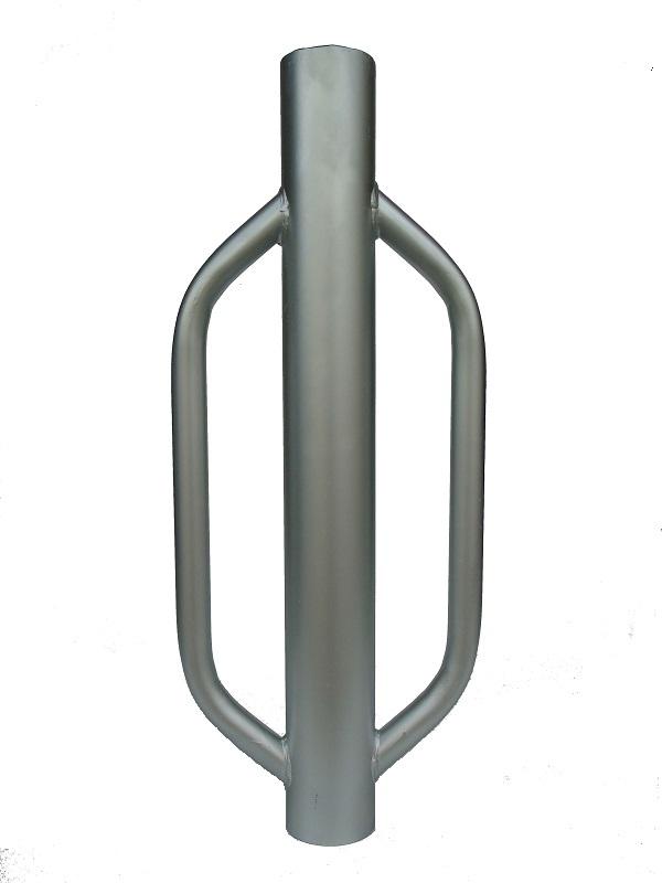 Palenrammer  Handheiblok 750x90 Verzinkt.