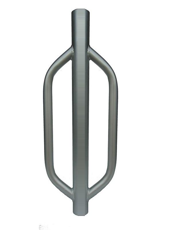Palenrammer Handheiblok 750x60 Verzinkt