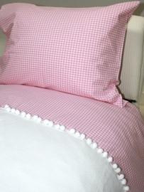 Wafel ruit roze