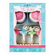 Ballet cupcake kit