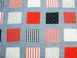 Patchwork rood