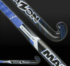 Mazon Black Magic Hook Hockey Stick