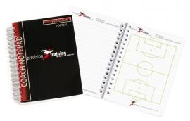 Voetbal Coach Notitieblok (Formaat A6)