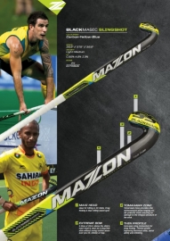 Mazon Black Magic Slingshot (2014-2015)