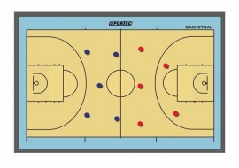 Sportec Magnetisch Coachbord voor 3 sporten (3 maten)