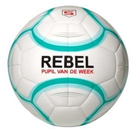 Rebel Pupil van de week voetbal groen