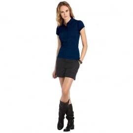 Heavymill short sleeve (dames)