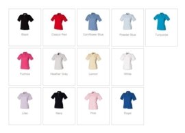 Klassiek Polo Shirt (dames)