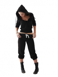 Joggingbroek cuffed (women).