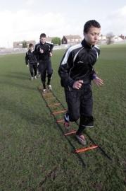 Trainingsladder 2, 4 of 8 meter (vaste afstanden)