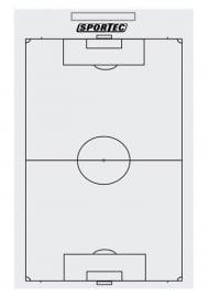 Sportec Coachbord light met clip voor 5 verschillende sporten