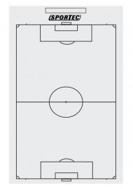 Sportec Coachbord light voetbal met clip
