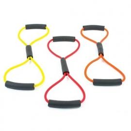 Arm tube / kracht elastiek voor de armen (in de vorm van een 8)