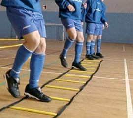 Trainingsladder 4 meter (indoor)