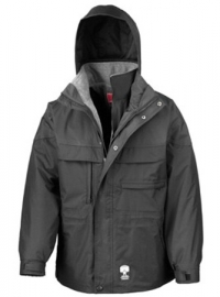 Result 3-in-1 high performance jacket