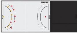 Zaalvoetbal Coachmap Deluxe