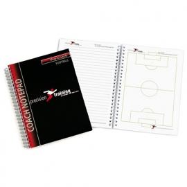 Voetbal Coach Notitieblok (Formaat A5)