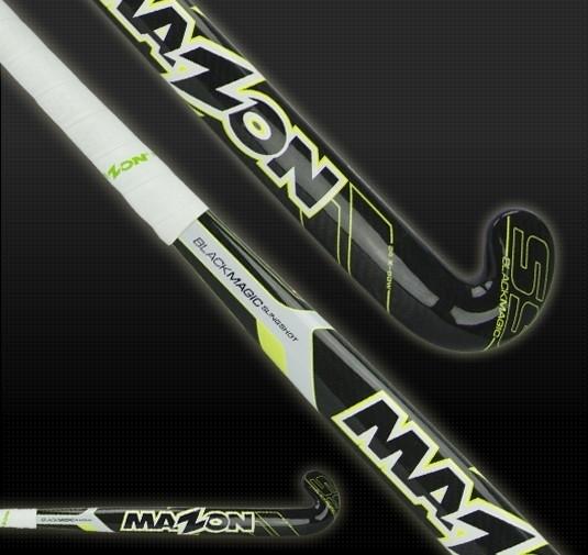 Mazon Black Magic Slingshot Hockey Stick