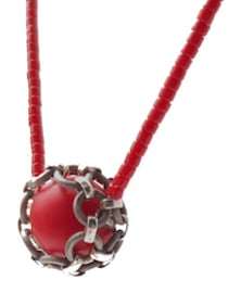Ketting/Collier - Red Bullit