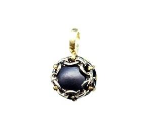 Hanger Onyx - zilver/goud