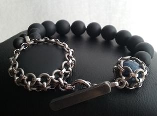 Brace - Black and Blue
