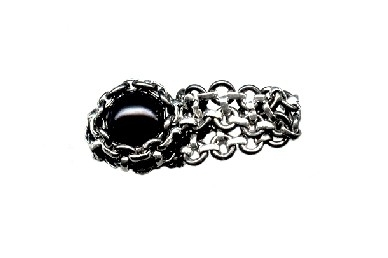 Ring zwart