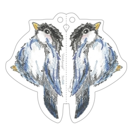 Geluksvogel 'blue bird'