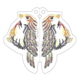 Geluksvogel 'Bohemian Flight'