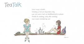 TeaTalk wensdoosje 'vriendschap' nieuw