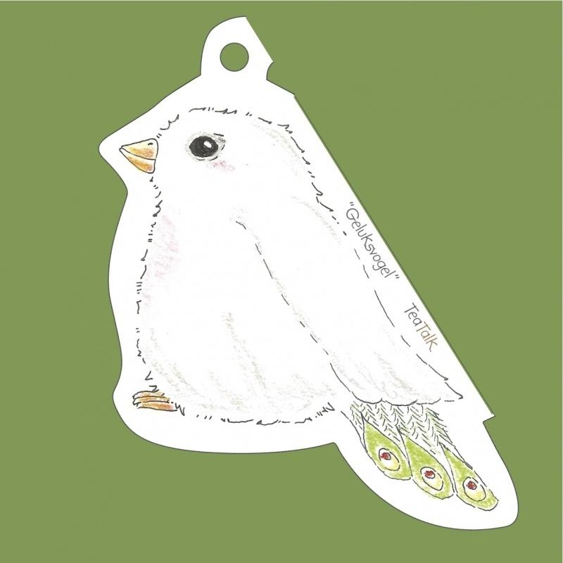 Geluksvogel 'White Feather'