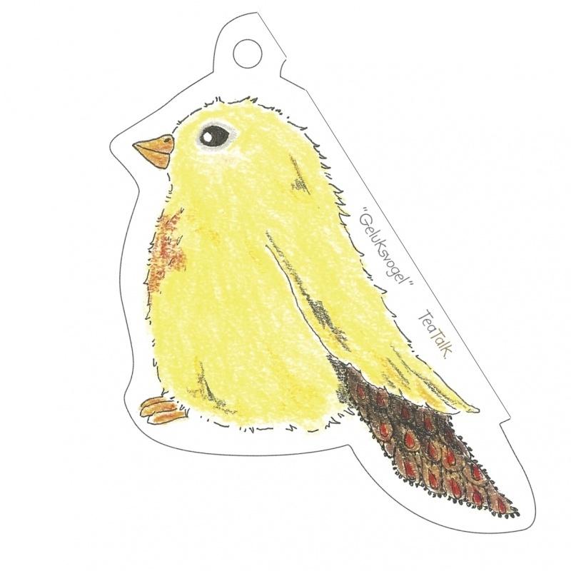 Geluksvogel 'Yellow Glowy'