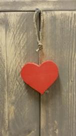 Deurhanger met een hartje